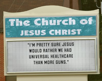 Gun Control and Religion
