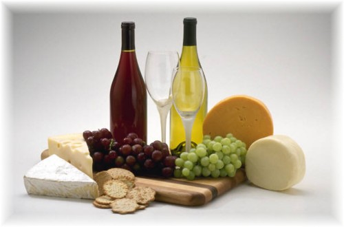 wine-fruit-and-cheese