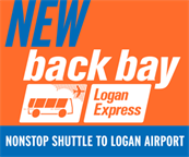 Back Bay Logan Express Service