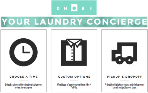 dhobi boston cleaning app