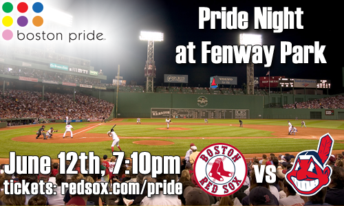 Red Sox Pride Night