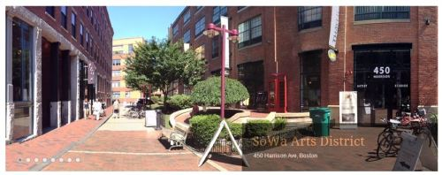 SoWa First Friday