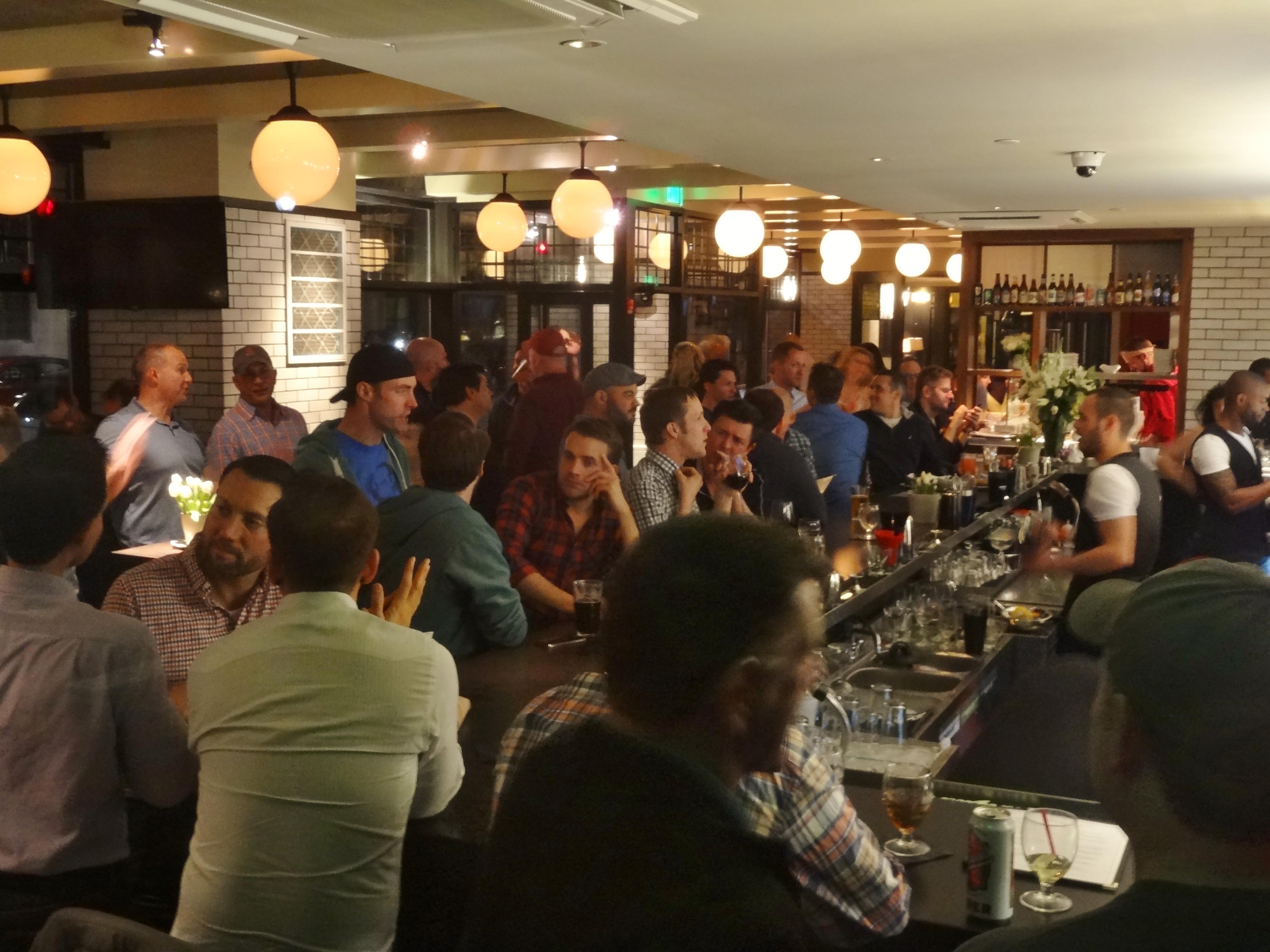 Trophy Room opens in the Chandler Inn | BosGuy