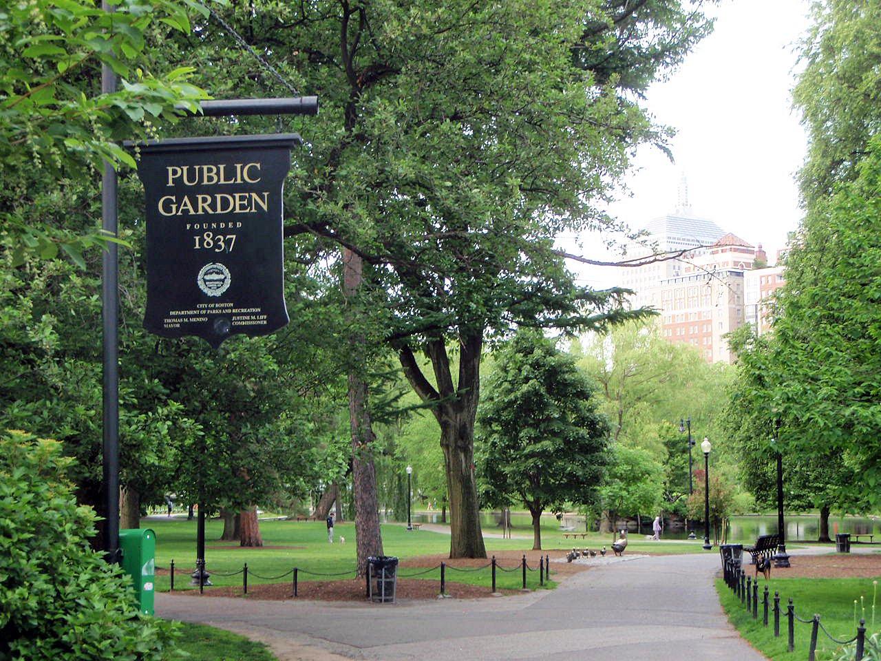 Three gay days in boston bosguy - Hotels near boston public garden ...