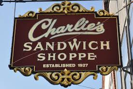 South End Charlie's Sandwich Shoppe