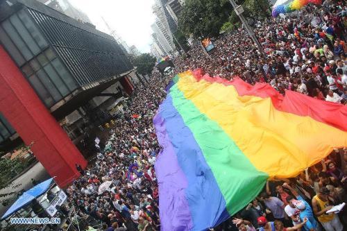 Brazil Gay Pride