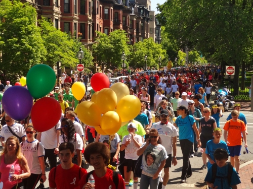 AIDS Action Committee, AAC, AIDS Walk Boston