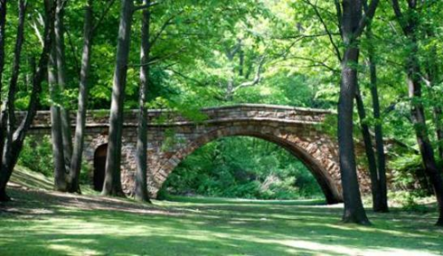 Emerald Necklace bike and running paths