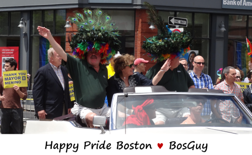Boston Gay Pride,