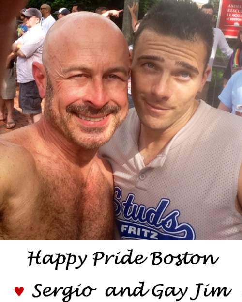 Gay Pride Boston