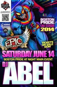 House of Blues Boston Pride 2014
