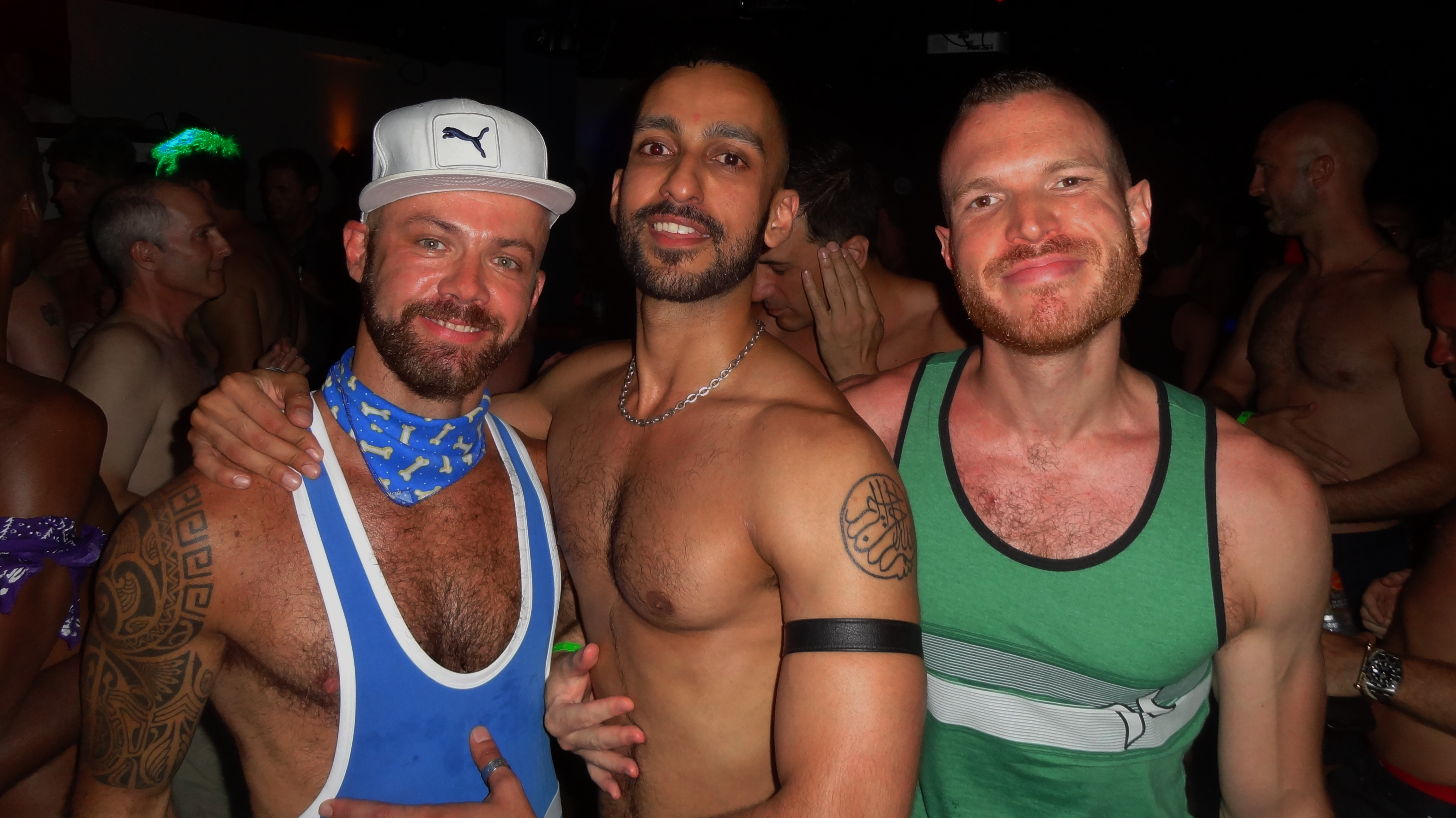 from Jackson provincetown gay week