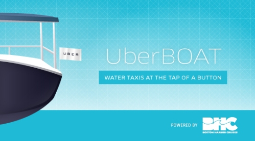 UberBOAT! Boston by Boston Harbor Cruises