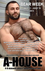 Atlantic House Ptown Bear Week