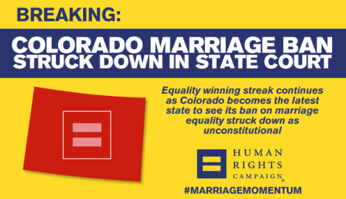 gay marriage colorado, same sex marriage colorado