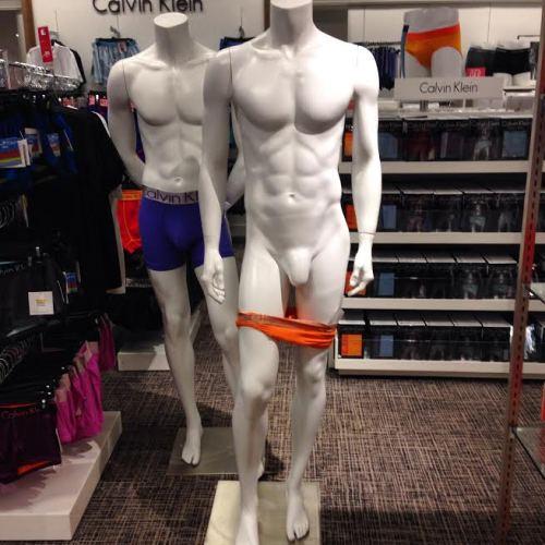 Full Frontal Mannequin