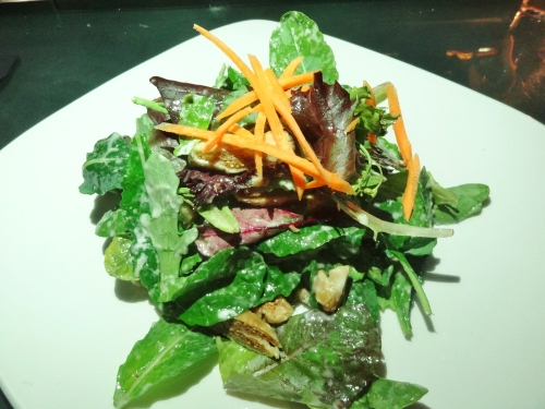 Hell's Kitchen HK Cafe Fig Salad