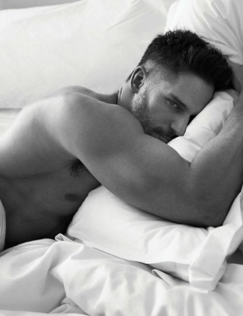 Men in Bed,