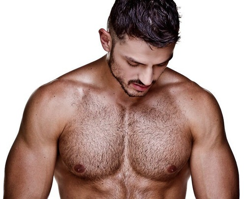 shirtless man, handsome, sexy guy, hunk, furry