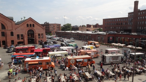 Boston SoWa Food Trucks