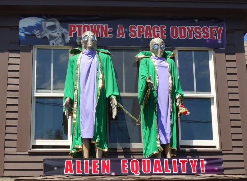 Provincetown Carnival Space Odyssey