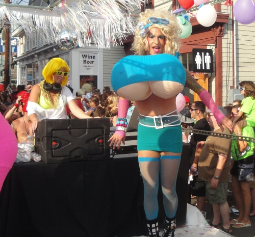 Provincetown Carnival Parade