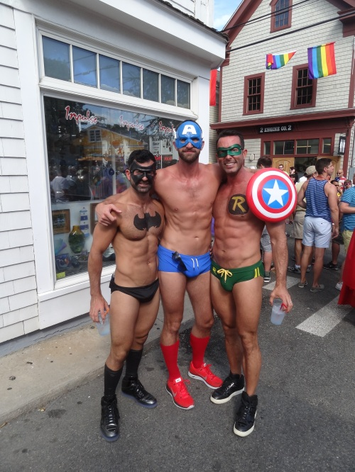 Provincetown Carnival Comic Capers