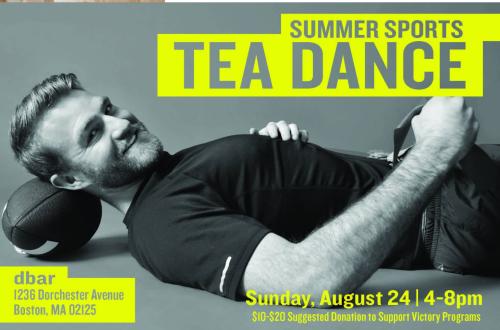 Summer Tea Dance at dBar