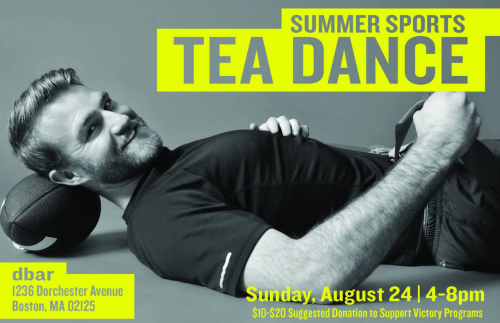 Summer Tea Dance at dBar