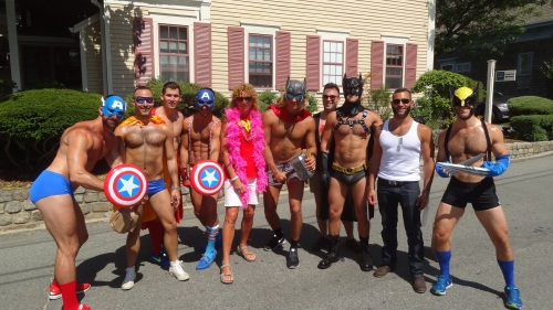 ProvincetoProvincetown Carnival Comic Capers