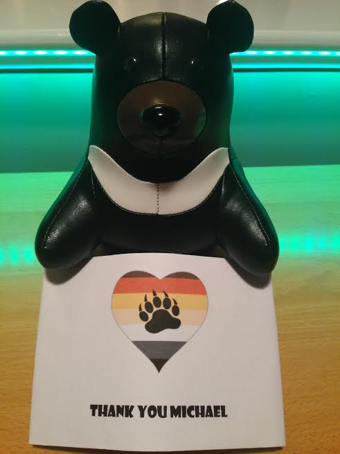 gay leather bear