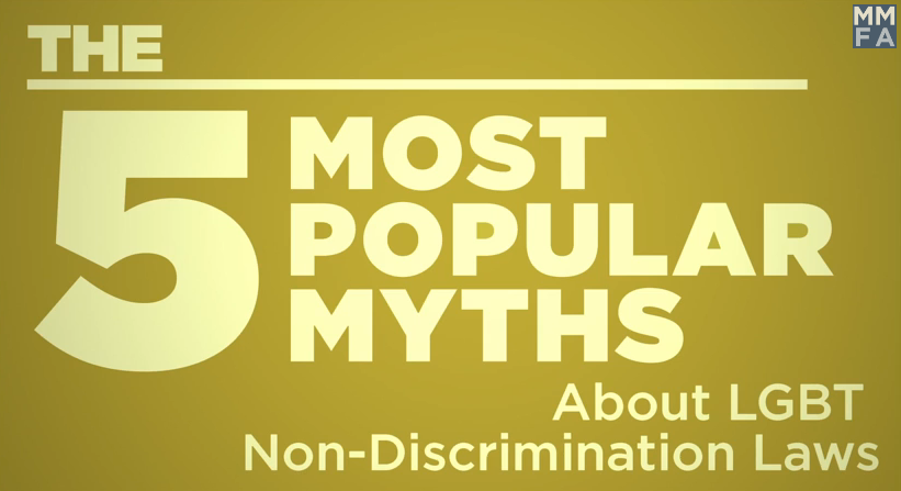 Debunking The Top Five Myths About LGBT Non-Discrimination ...
