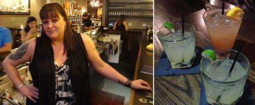 Bel Ari bartender Karen and her mystery cocktails