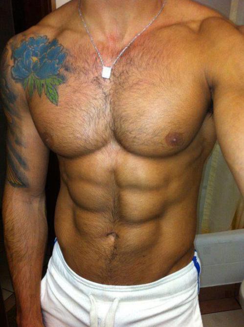 hairy chest, hunk, mancandy