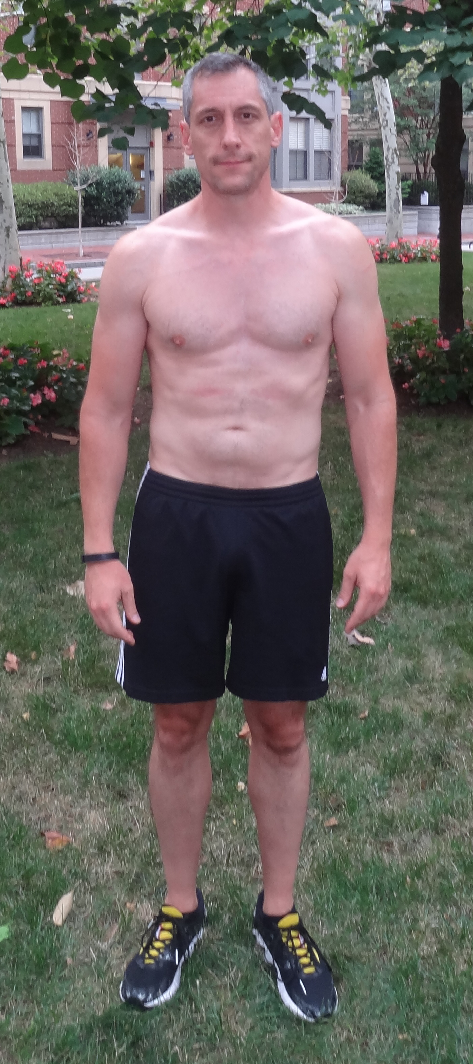 Dad Bod in the making