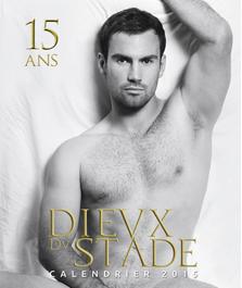 Dieux du Stade Calendar 2015