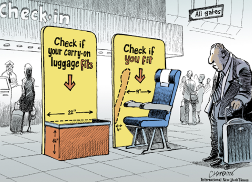 airline humor