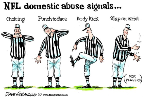 NFL domestic abuse
