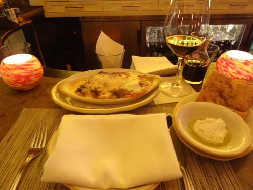 Italian restaurant, Nizza NYC