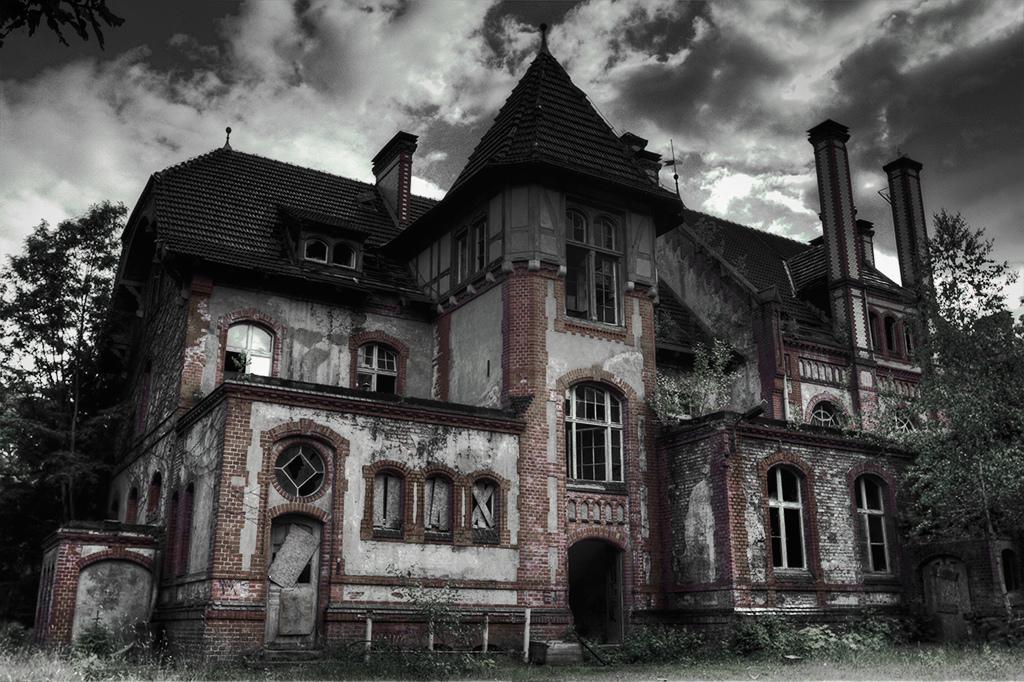 Boston area haunted houses, haunted houses New England