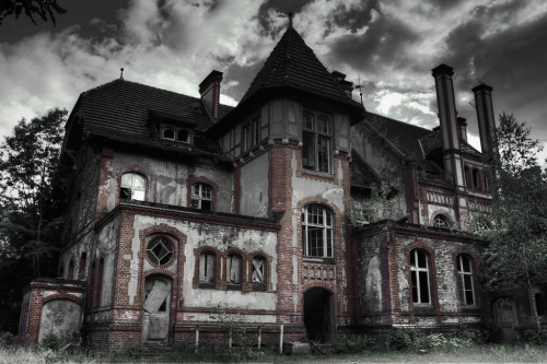 Boston area haunted houses, haunted houses New England