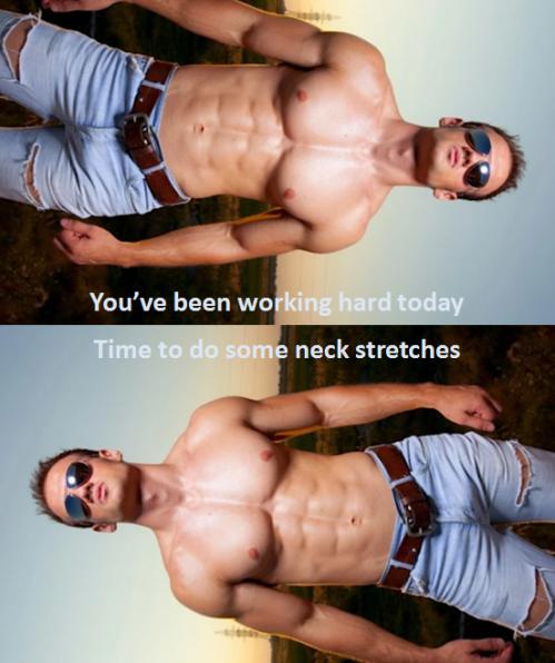handsome, hunk, shirtless, denim,