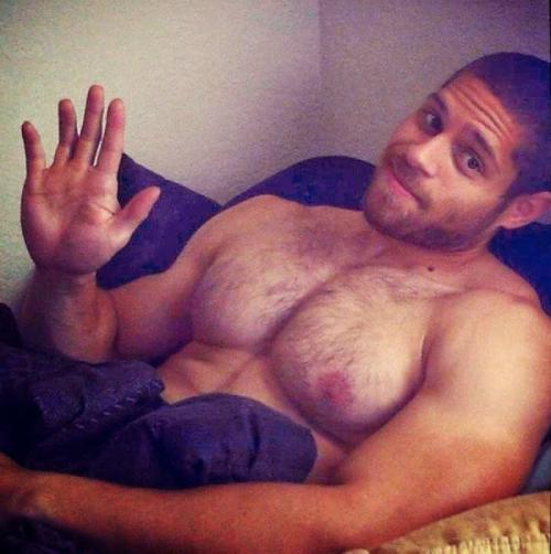 handsome, hunk, gay