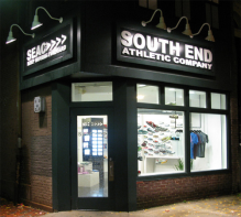 South end athletic co.