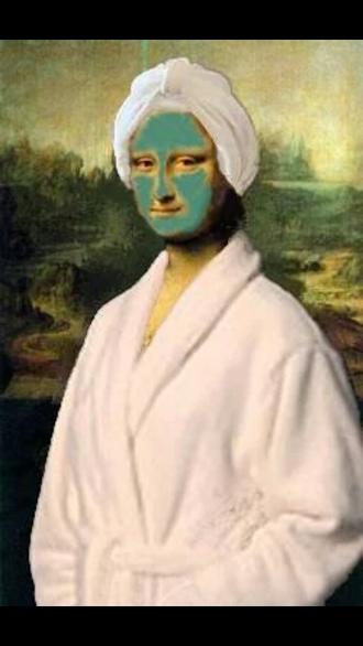 Crazy Mona Lisa