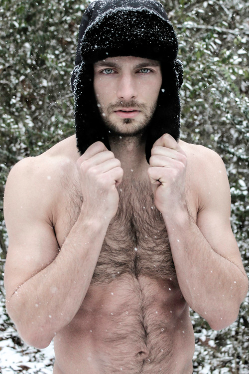 Furry Friday, handsome, hunk, shirtless man, sexy guy