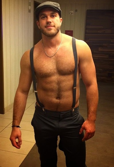 hairy, sexy guy, hunk, handsome