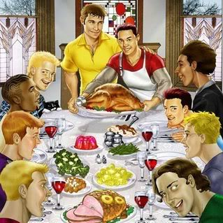 Gay thanksgiving