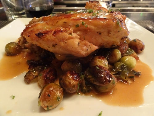 Herb Roasted Chicken $27
