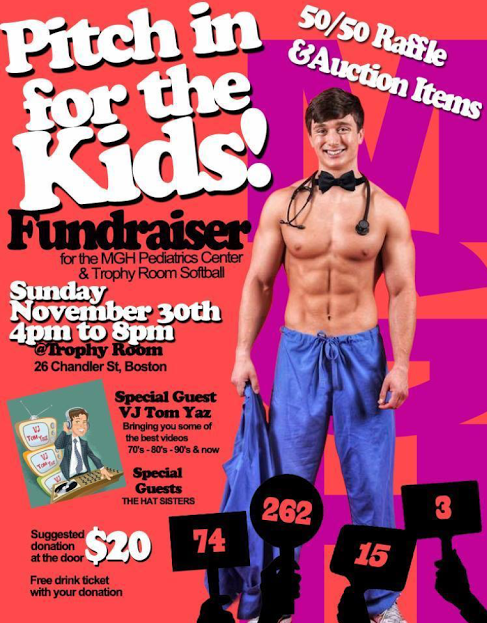 Pitch in for the kids fundraiser